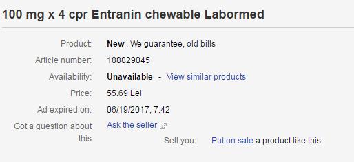 How to Buy Entranin Online