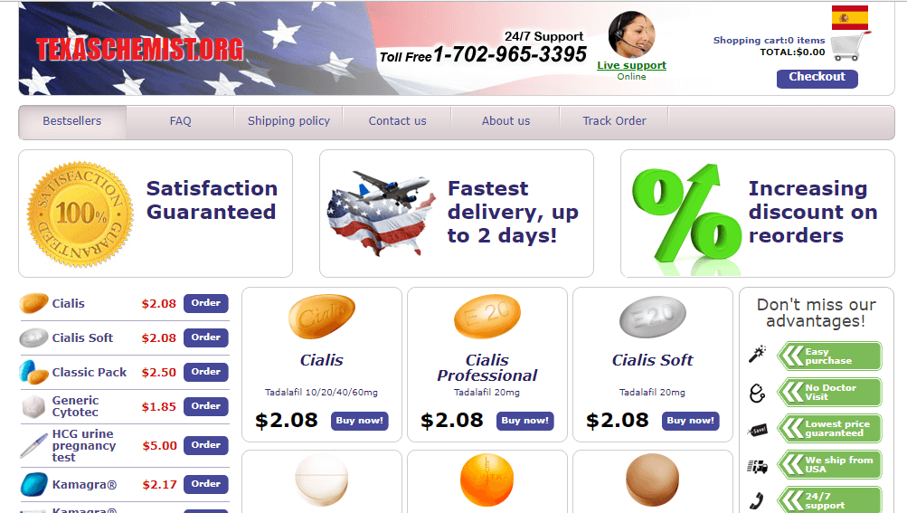 Texas Chemist Home Page